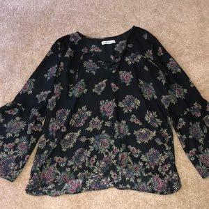 ABERCROMBIE & FITCH Peasant Top